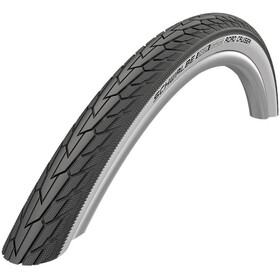 """SCHWALBE Road Cruiser Clincher Tyre 24"""" K-Guard Active, whitewall"""